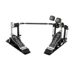 Pedale doppio DW3002 a catena doppia e battente Duo Beat