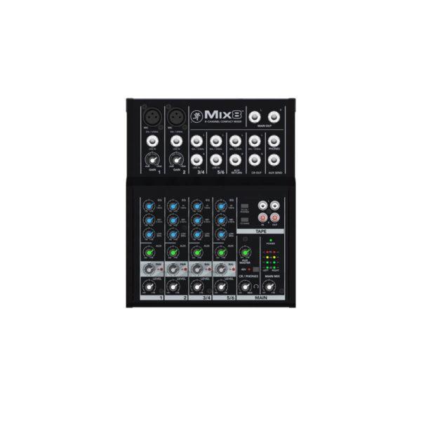 mixer-mackie-mix-8