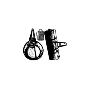 Custodie hardware piatti e bacchette