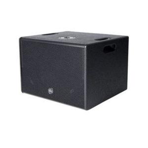 "ALPHA AUDIO A-AMP PRO SUB 12"", 300 W rms"